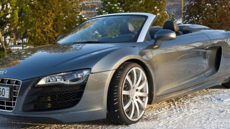 Audi R8 V10 Spyder by B&B with 628 HP