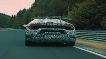 Lamborghini Huracan Performante at Imola