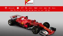 Ferrari SF70H 2017
