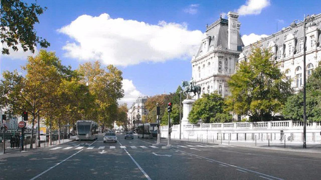 Dossier Mairie de Paris