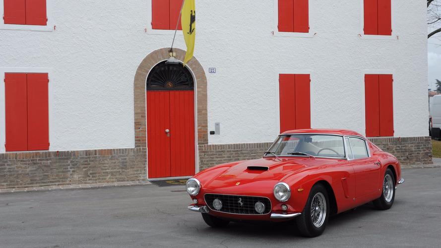 Amazing Ferrari apprenticeship keeps classics alive