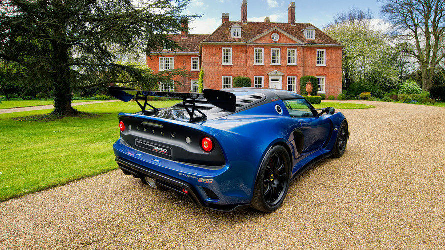 Lotus Exige Cup 380 is a track beast for the road