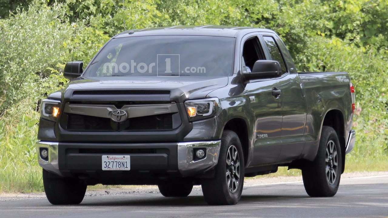 Toyota Ta as Of The 2015 Sema Show besides 2015 Trd Pro 4 Runner Running Boards additionally 2014 Toyota Tundra Crewmax Lifted For Sale 5 together with Toyota Tundra Spied Camry Like Grille likewise 2014 Toyota Tundra Trd Pro Priced 42385. on toyota tacoma trd sport upgrade