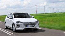 Hyundai IONIQ eléctrico 2017