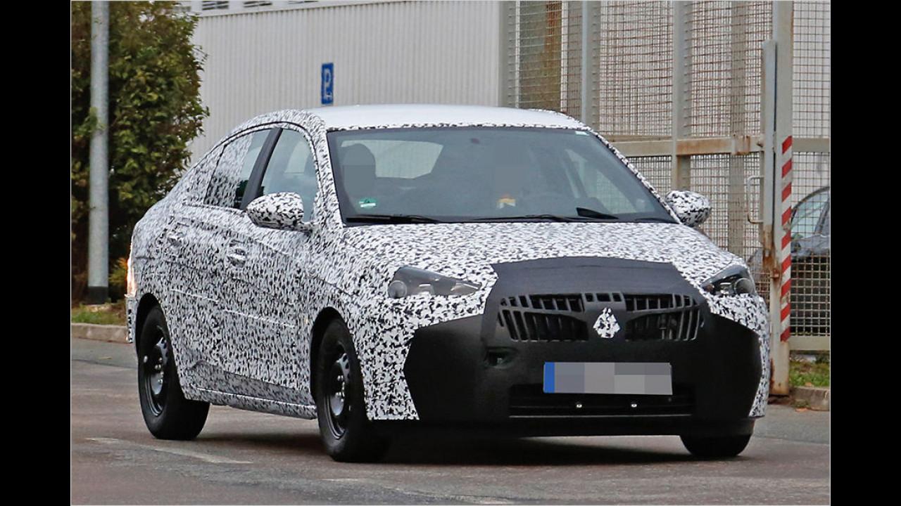 Ein neuer Opel Corsa?