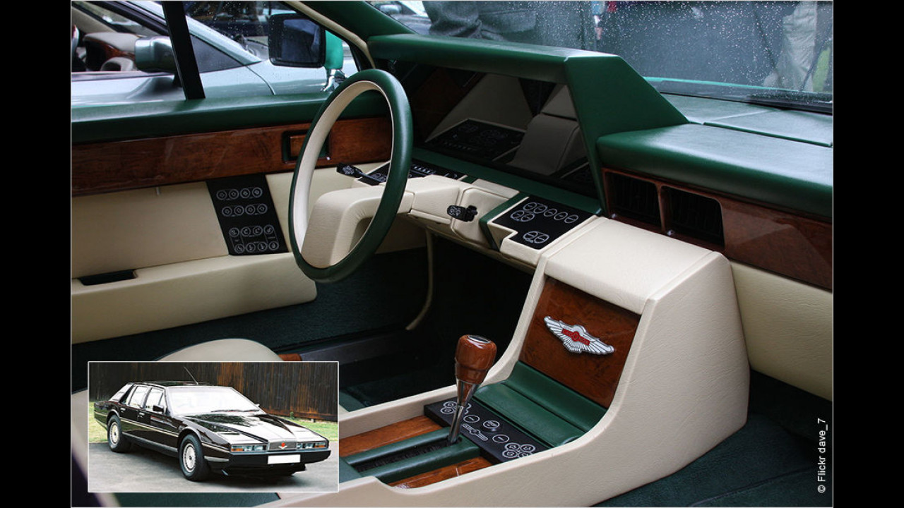 Stefan Wagner über den Aston Martin Lagonda (1976 - 1989)