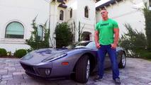 John Cena 2006 Ford GT