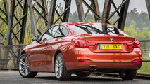 2017 BMW 420d Coupe xDrive First Drive