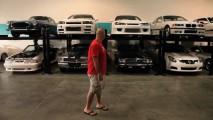 Vídeo: veja todas as máquinas da coleção de Paul Walker e Roger Rhodes
