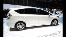 Toyota apresenta dois novos híbridos no Salão de Genebra