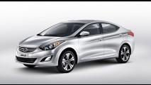 Salão de Pequim: Hyundai oficializa sedã Elantra destinado ao mercado chinês