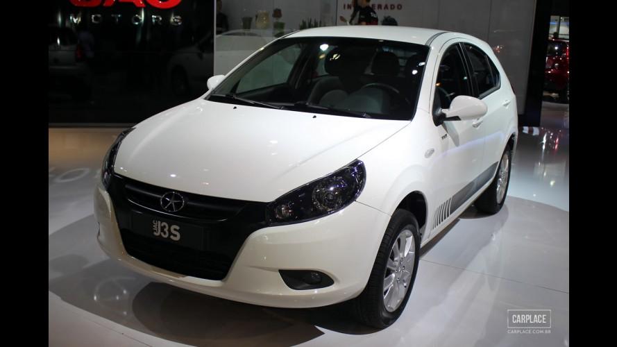 JAC J3 Sport começa a ser vendido em março com motor 1.5 Flex e preço de R$ 37.490