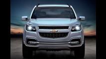 Nova Blazer: Chevrolet divulga imagens oficiais do utilitário TrailBlazer 2013