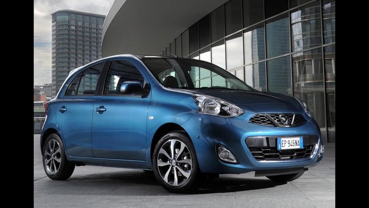Nissan Note será brasileiro em 2015 para substituir Livina