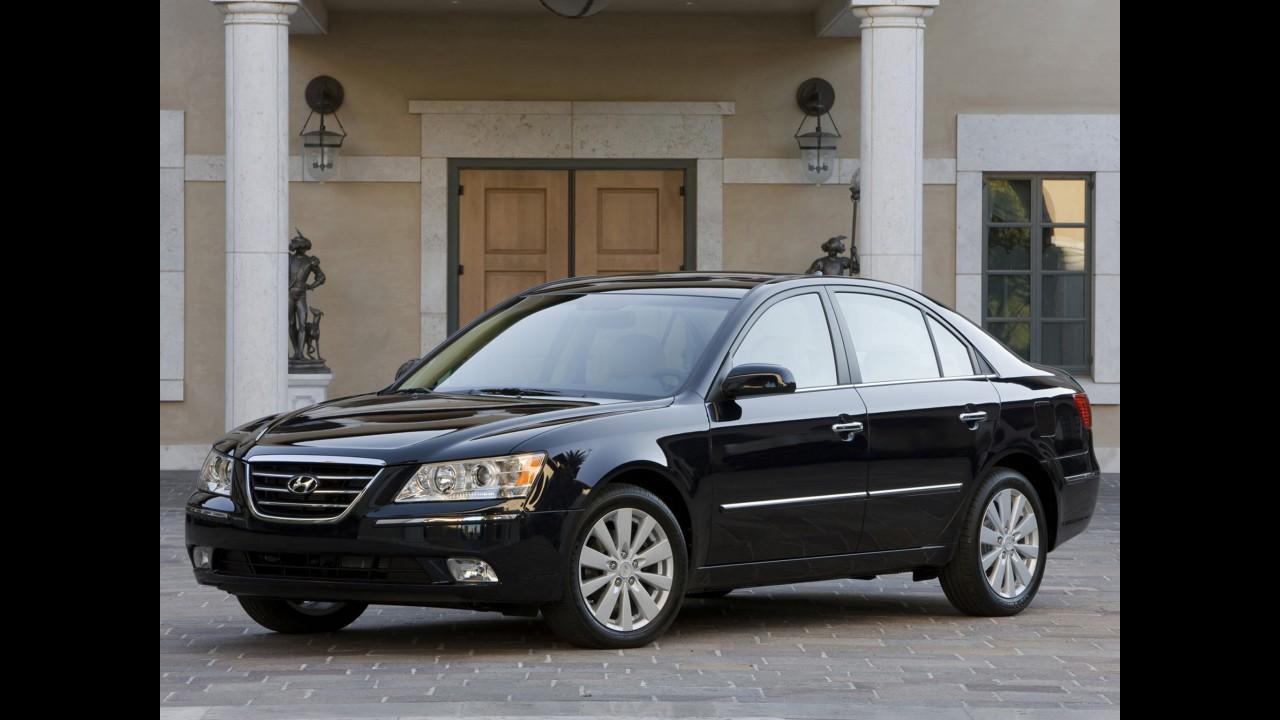 Recall: Hyundai e Kia convocam mais de 270 mil carros nos EUA