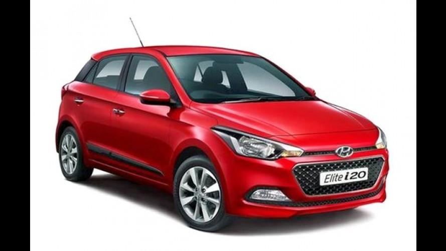 Hyundai i20 acumula 56 mil pedidos em quatro meses na Índia