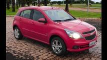 Chevrolet Agile - Kit Sport custará R$ 5.346 e Sunny por R$ 4.393