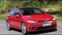 Segredo: VW Golf 8 começa a ter detalhes revelados