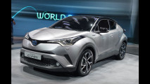 Salone di Ginevra, l'originalità Toyota si chiama C-HR [VIDEO]