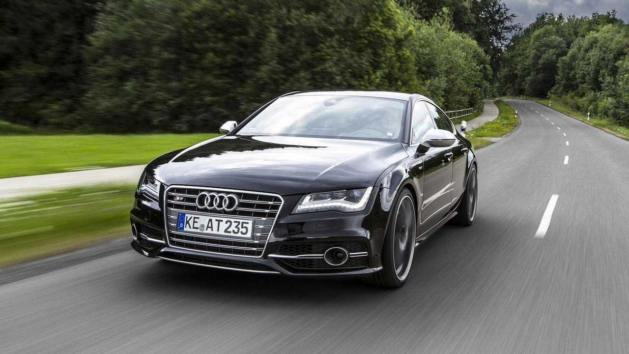 Abt AS7 based on Audi S7 Sportback 26.07.2012