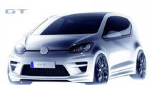 Volkswagen Up! GT (sketch)