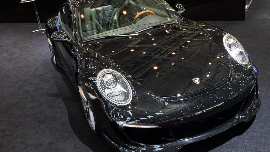 Gemballa GT package for Porsche 991 Carrera revealed in Geneva