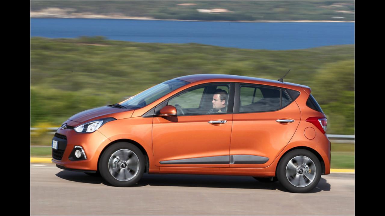 Top: Hyundai i10