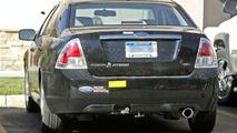 Ford Fusion Hybrid Spy Photos