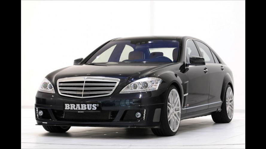 350 km/h: Schnellste Luxuslimousine von Brabus