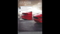 2018 ford order guide. simple ford 2018 ford mustang order guide throughout ford order guide