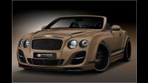 Bentley in Kraft-Montur