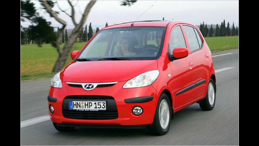 Hyundai bietet drei Sondermodelle zur Fußball-WM an