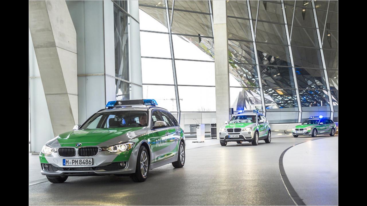 BMW 3er Touring/BMW X3 (2012)