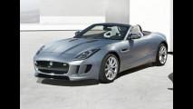 Jaguar F-Type, sul web le prime immagini