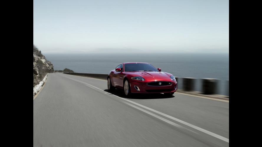 Le Jaguar si provano