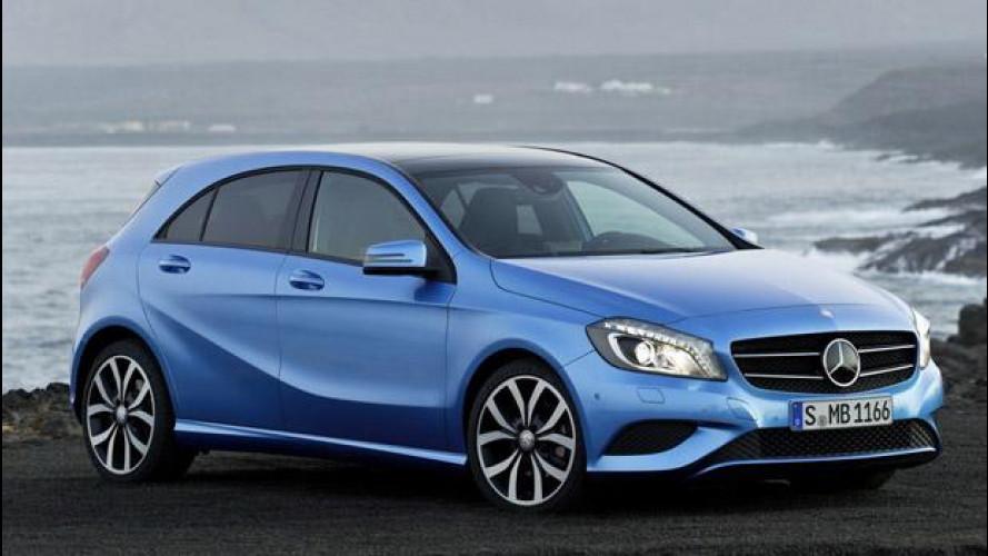 Mercedes, arrivano le versioni per neopatentati