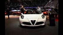 Alfa Romeo 4C Spider, orgoglio italiano [VIDEO]