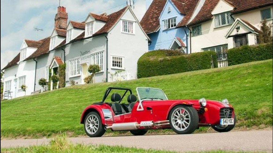 Caterham Seven Limited Edition pack