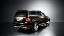 Mercedes GL restyling