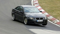New BMW M3 Coupe Spy Photos