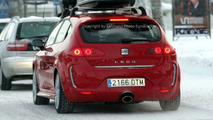 New Seat Leon CUPRA Spy Photos