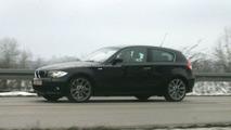 BMW 1-Series 2-door spy photos