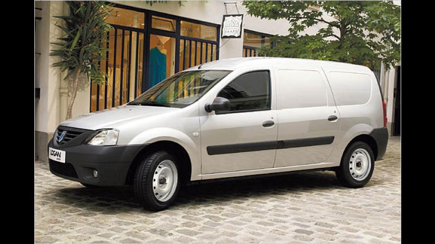 Schnäppchenmarke Dacia präsentiert den dritten Streich