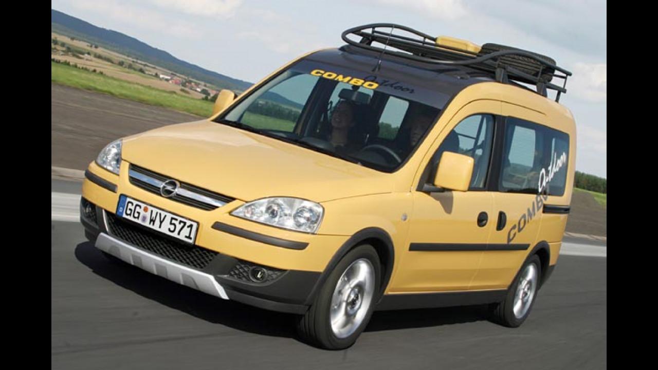 Opel Combo Outdoor