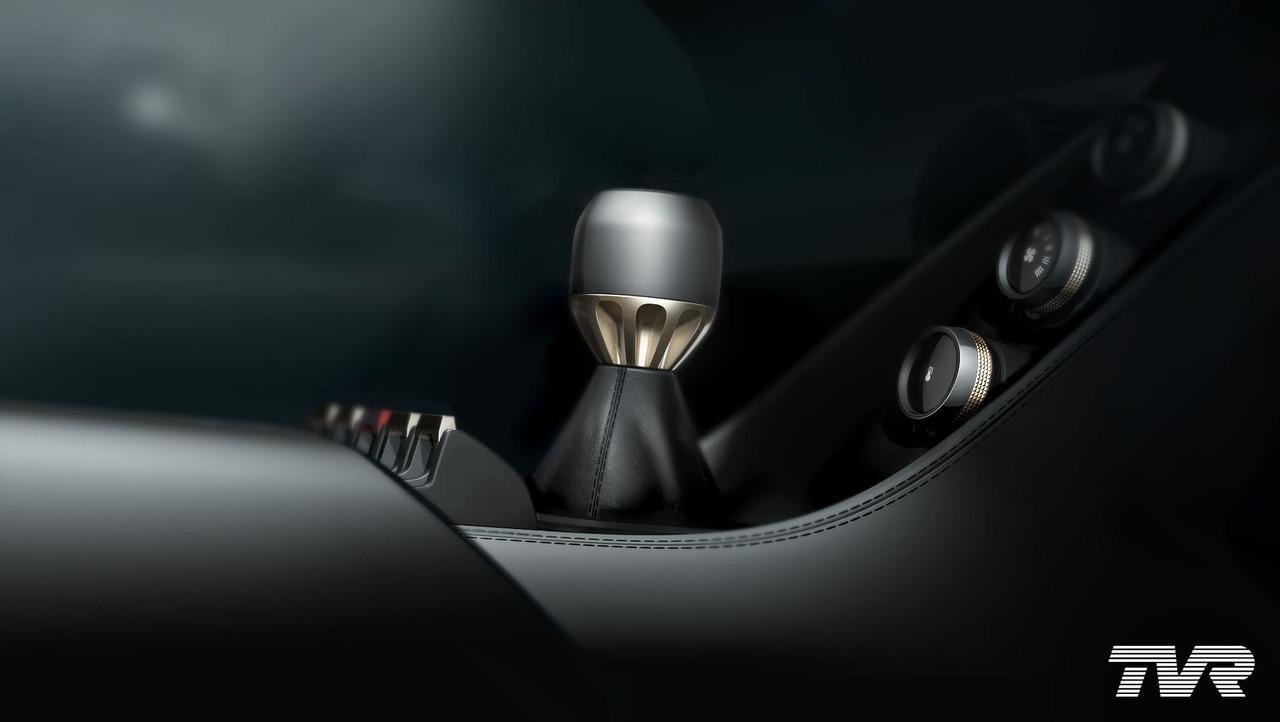 TVR interior teaser image