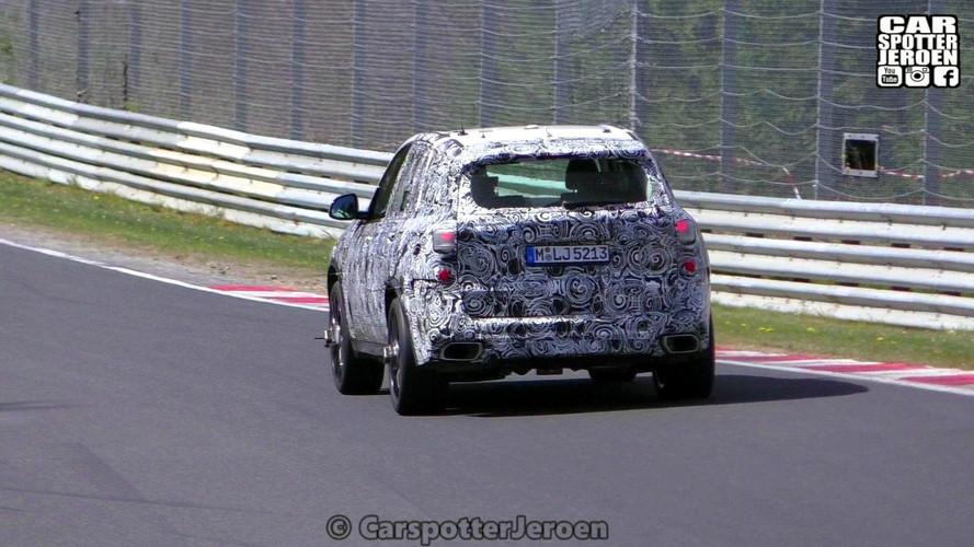 BMW X7 casus video