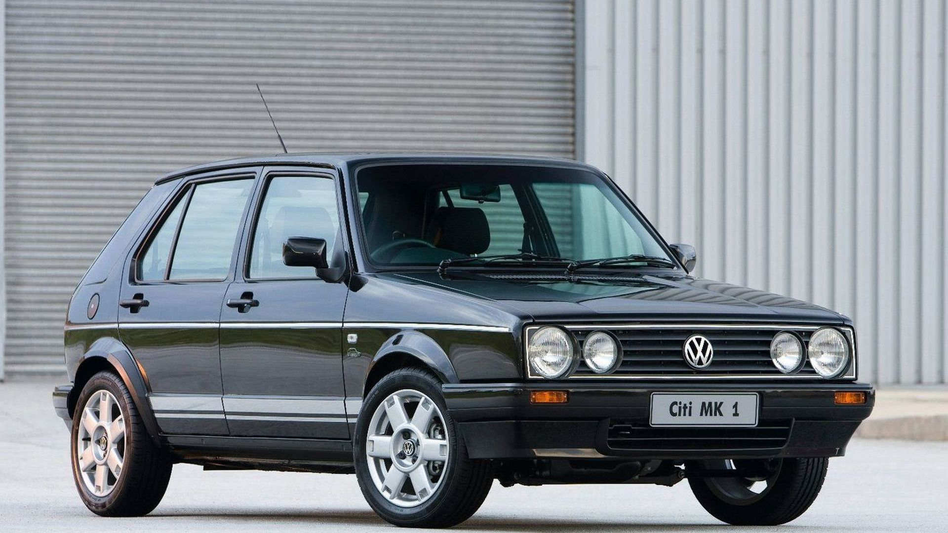 vw ends golf i production in south africa with citi golf mk1 limited edition. Black Bedroom Furniture Sets. Home Design Ideas