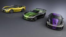 Dodge Viper SRT10 ACR Roadster, Reverse SRT10 ACR, Black SRT10 Coupe, 09.06.2010