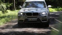 Pre-production 2011 BMW X3