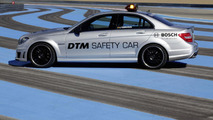 Mercedes C63 AMG DTM Safety Car - 28.4.2011